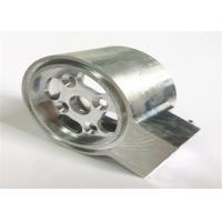 High Precision CNC Aluminum Machined Parts Lathe For Airplane Use ISO Certification Manufactures