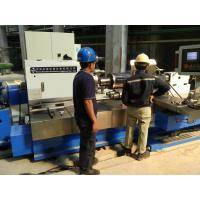 Multi Functional CNC Roll Turning Lathe Machine For Nonferrous Metal Roll Manufactures
