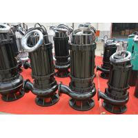Drainage Fecal Sewage Sump Pump , Waste Water Pump For Dirty Water Manufactures