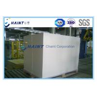 Chaint Pallet Handling Systems With Chain Conveyor ISO Certification Manufactures