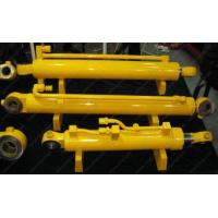 China Piston Type Hydraulic Steering Cylinder / Welded Hydraulic Cylinder on sale
