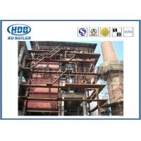 Customized Circulating Fluidized Bed High Pressure Steam Boiler Coal Fired Manufactures