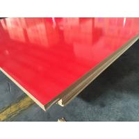 Buy cheap plain or melamine laminated MDF and HDF fibreboard from wholesalers