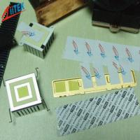 Buy cheap 2.2g/Cc PCM Phase Change Material Pad Power Semiconductors Laptop Cooling from wholesalers