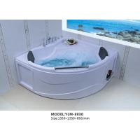 Free Standing Massage Bathtub in Sector Manufactures