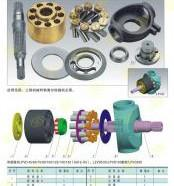 Liebherr LPVD Series Hydraulic pump parts of cylidner block,rotary group Manufactures