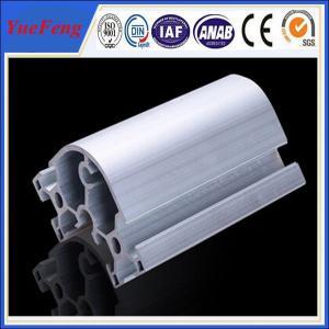 6061 6060 industrial aluminium extrusion profile Manufactures