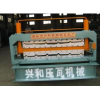 Automatic Double Deck Roll Forming MachineFor Making Steel Roof Panel Manufactures