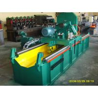 China Flexible Steel Square Pipe Making Machine , 380V Roll Former Machine on sale