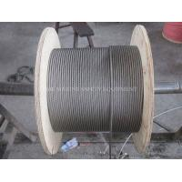 China 6x19 Stainless Steel Wire Rope Lifting Sling(AISI304, 316) on sale