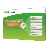 Original Quickbooks Desktop Premier 2017 Intuit With Industry Edition Quickbooks Accounting Software Manufactures