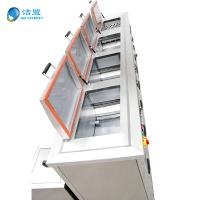 AISI304/ AISI316 Stainless Steel Industrial Ultrasonic Parts Cleaner Four Stages Manufactures