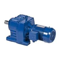Reducer motor- R Series helical gear reducer Manufactures