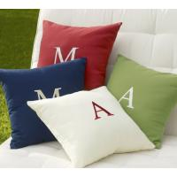 Sofa Monogrammable Outdoor Furniture Seat Cushions Replacement With Red White Manufactures