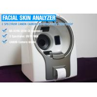 UV / PL/RGB  Light Skin Analysis Equipment For Skin Care With 3: 4 Preview System Manufactures