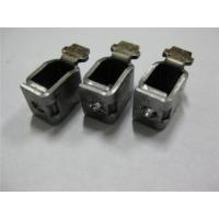 China Socket Three - Phase Screw Terminal Block Progressive Metal Stamping Parts on sale