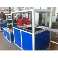 China PVC Cable Trunking Plastic Profile Extrusion Line , PVC Small Profile Machinery on sale