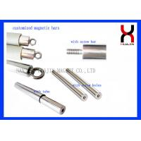 Quality Permanent NdfeB Magnetic Filter Rods for Separator SGS / ROHS Certificated for sale
