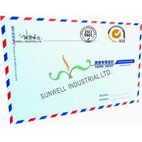 Offset Paper Custom Printed Business Return Envelopes With Multi Color Edge Manufactures