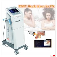 China Erectile Dysfunction EDSWT Shockwave Therapy Machine For Ed Treatment on sale