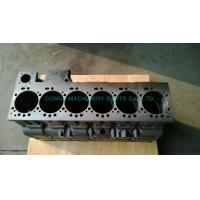 Quality Komatsu 6d114 Engine Cylinder Block And Head High Corrosion Resistance for sale