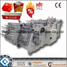 Buy cheap 180 Boxes Automastic Hamburger Box Making Machine from wholesalers