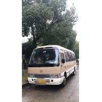30 seats japanese used bus mini bus school bus toyota coaster bus for sale Manufactures