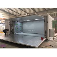 Environment Protection Shipping Container Retail Store Long Service Life Manufactures