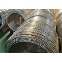 Round Stainless Steel Pipe Coil Max 3500M Length 2B 8k Bright Anneald Surface Manufactures