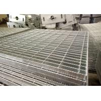 Anti Slip Mild steel Steel Bar Grating / Q235 A36 SS304 Stainless Steel Floor Grating Manufactures