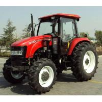 100hp tractor with cabin Manufactures