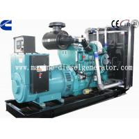 525KVA 420KW HD0525C Open Type Diesel Generator With 3 Phase Alternator Manufactures