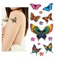 Eco-Friendly Temporary Tattoo Sticker (HTST069) Manufactures