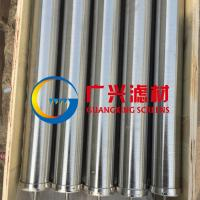 2019 FACTORY SUPPLY SS316L wedge wire slot tube 25MICRON Manufactures