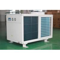 Mobile 18000w Spot Cooling Systems For Warehouse , 6200btu Temporary Air Conditioner Manufactures