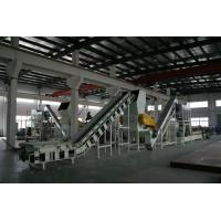 PP PE film recycling line/washing machine/pelletizing line Manufactures
