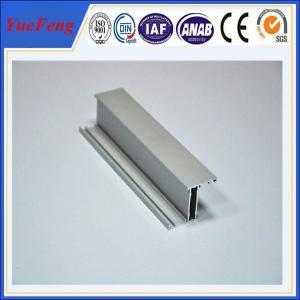 Hot! aluminium extrusion profile 6063 supplier make door, 6063 aluminium profile door Manufactures
