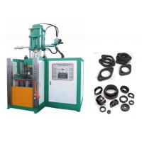 Buy cheap High Precision Rubber Injection Moulding Machine Dual Motor Stable Performance from wholesalers