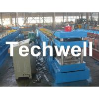 16 Steps Forming Station Sigma Section Roll Forming Machine With CE TW-SG100 Manufactures