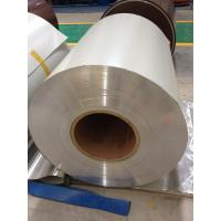 Durable Color Coated Aluminum Coil Excellent Waterproof For Underwater System Manufactures