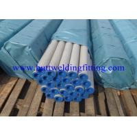 China Seamless Duplex Thin Wall Stainless Steel Pipe ASTM A790 UNS S31200 S31260 S31500 on sale