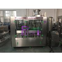 Electric 2 in 1 Can Filling Line Manufactures
