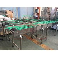 Industrial Filling Capping And Labeling Machine With Belt Conveyor System Manufactures
