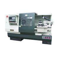 High precision CNC Lathe Machine Automatic lubricating with feeding motor and leadscrew Manufactures