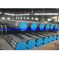 China API 5L Grade B , X42 , X46 , X52 , PSL1 Seamless Carbon Steel Pipe TUV / DNV on sale