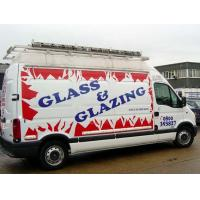 Colourful 3M Avery Bus Stickers , High Durability PVC Vinyl Wrap Manufactures