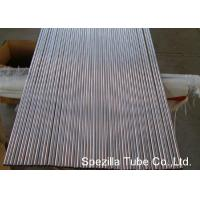 High Precision 32mm super duplex stainless steel grades Tube Smooth Surface UNS S32205 / S31803 Manufactures