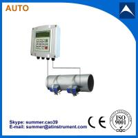 wall mounted Ultrasonic Flowmeter/ ultrasonic transducer flow meter Manufactures