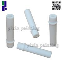 OEM Powder Injector Insert Sleeve , High Strength Gema Powder Coating Parts Manufactures