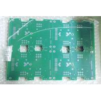 FR4 Electronic Printed Circuit Board 1.6mm HASL Lead Free 2oz Copper PCB 2 Layers Manufactures